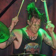 Intense Drummer