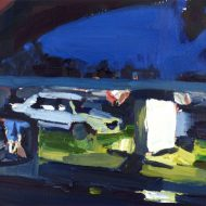 """Bozeman artist Jade Lowder paints places """"everyone sees and no one pays attention to"""""""
