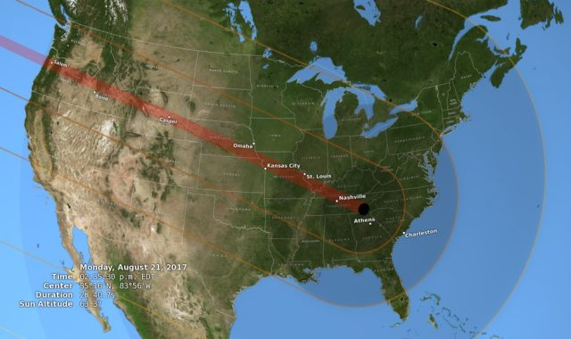 What you should know about the total solar eclipse, whether you plan to travel or stay in the area