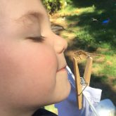 Kissing a Dragonfly