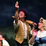 "Lewiston Civic Theatre presents the musical fantasy ""Into the Woods"""