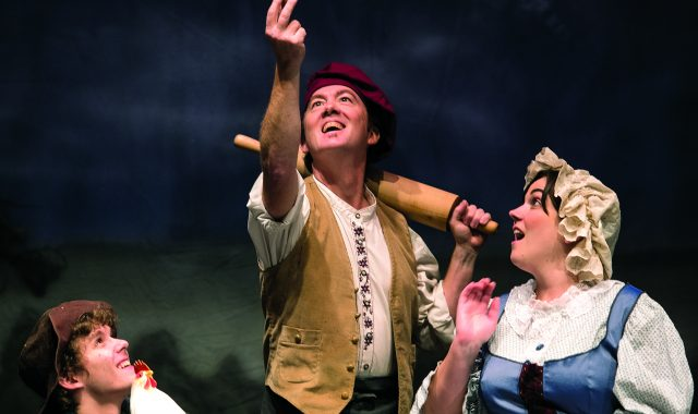 """Lewiston Civic Theatre presents the musical fantasy """"Into the Woods"""""""