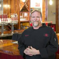 Chef profile AJ Lane: Moscow chef specializes in mouth-watering mix-ups