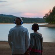 """Classical musician goes into the wild at Chief Timothy's """"listening circle"""""""