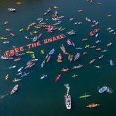 3rd Annual Free the Snake Flotilla