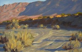 Art for autumn:  Plein air, pastel and watercolor classes are set