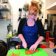 Chef Profile: Lewiston chef Sara Wilson gets creative with local ingredients