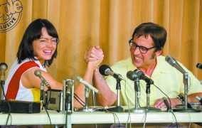 'Battle of the Sexes' an engaging look back