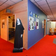 Museum replica celebrates work of early Idaho historian