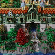 Renowned Lego builder brings tips on free style building to Moscow