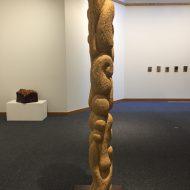 Cottonwood woman's sculpture on exhibit in Spokane