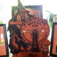 Throwback thrills: Vintage Halloween decor focuses on fun, not fear