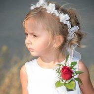 Sophia the Flower Girl