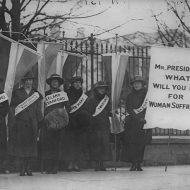 Terror remembered: Violence against suffragists is a forgotten chapter in history