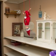 WANTED: Photos of the Elf on the Shelf in action
