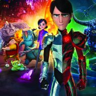 """Trollhunters"" ups the ante, will snare kids and adults alike"
