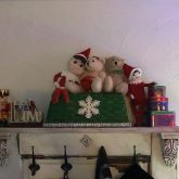 Hip and Hap, Elves on a Shelf
