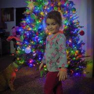 Lila's Christmas Tree