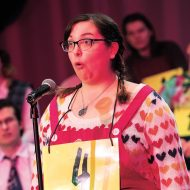 """Laugh – and spell – your way though """"The 25th Annual Putnam County Spelling Bee"""""""