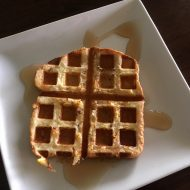 Fraffles: Breakfast of wafflers