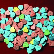 For Valentine's Day: An awkward history of conversation heart word choice