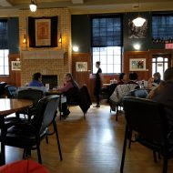 Foodie's Diary: Paradise Creek Brewery, Pullman