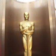 Catching up with Oscar nominated films at home