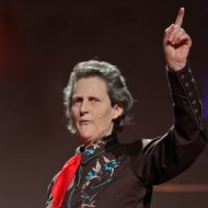 Different, not less: Temple Grandin brings message that autism is a gift