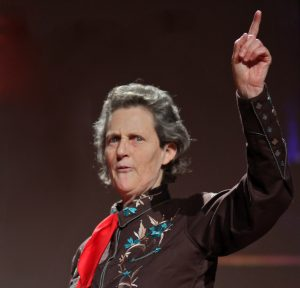 Different Not Less Temple Grandin Brings Message That Autism Is A