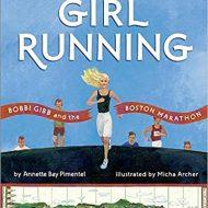 360 books: 'Girl Running' author to read, sign books; book authored by LCSC prof earns kudos