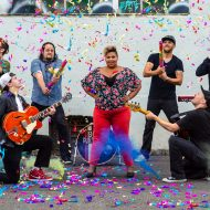 Portland's Dirty Revival rocks Hogan's Pub Friday