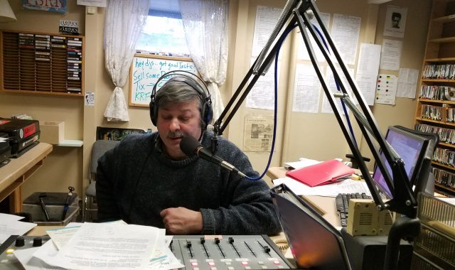 Voice of the Palouse: KRFP broadcasts news, views and music of the community