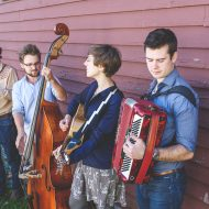 West My Friend brings indie folk with a dash of Canadian charm to Uniontown