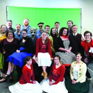 """Shakespeare does the twist: Musical 1950s version of """"A Midsummer Night's Dream"""" opens on Lewiston stage"""