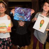 Young Artists and Their Masterpieces