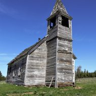 Antique Holy House