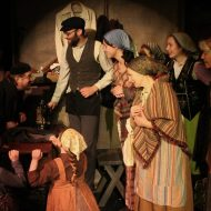 """A Musical Tradition: """"Fiddler on the Roof"""" open on Pullman stage"""
