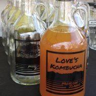 For the Love of Kombucha: Moscow couple's brew quenches a new thirst