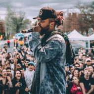 Idaho-born rapper opens UI Finals Fest