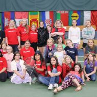 Girl Power and the LCSC Tennis Team