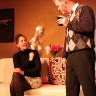 """God of Carnage"" opens on Pullman stage"