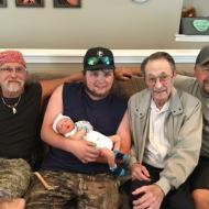 5 Generations of Hoskings