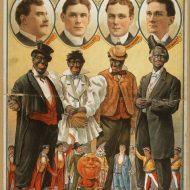 Funny (not 'ha-ha') entertainment: Talk explores complicated history of blackface minstrelsy