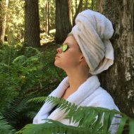 Taking a dip in nature: Forest bathing provides an immersive sensory experience