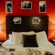 Creative Fling: Hotel transforms into gallery for a night