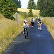 July Joyride: Fondo attracts cyclists of all levels to the Palouse