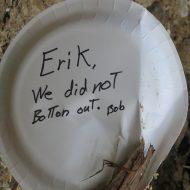 Good news, Erik!