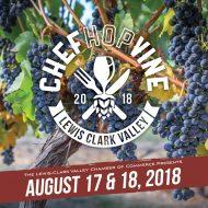 Chef Hop Vine celebrates region's food and drink scene