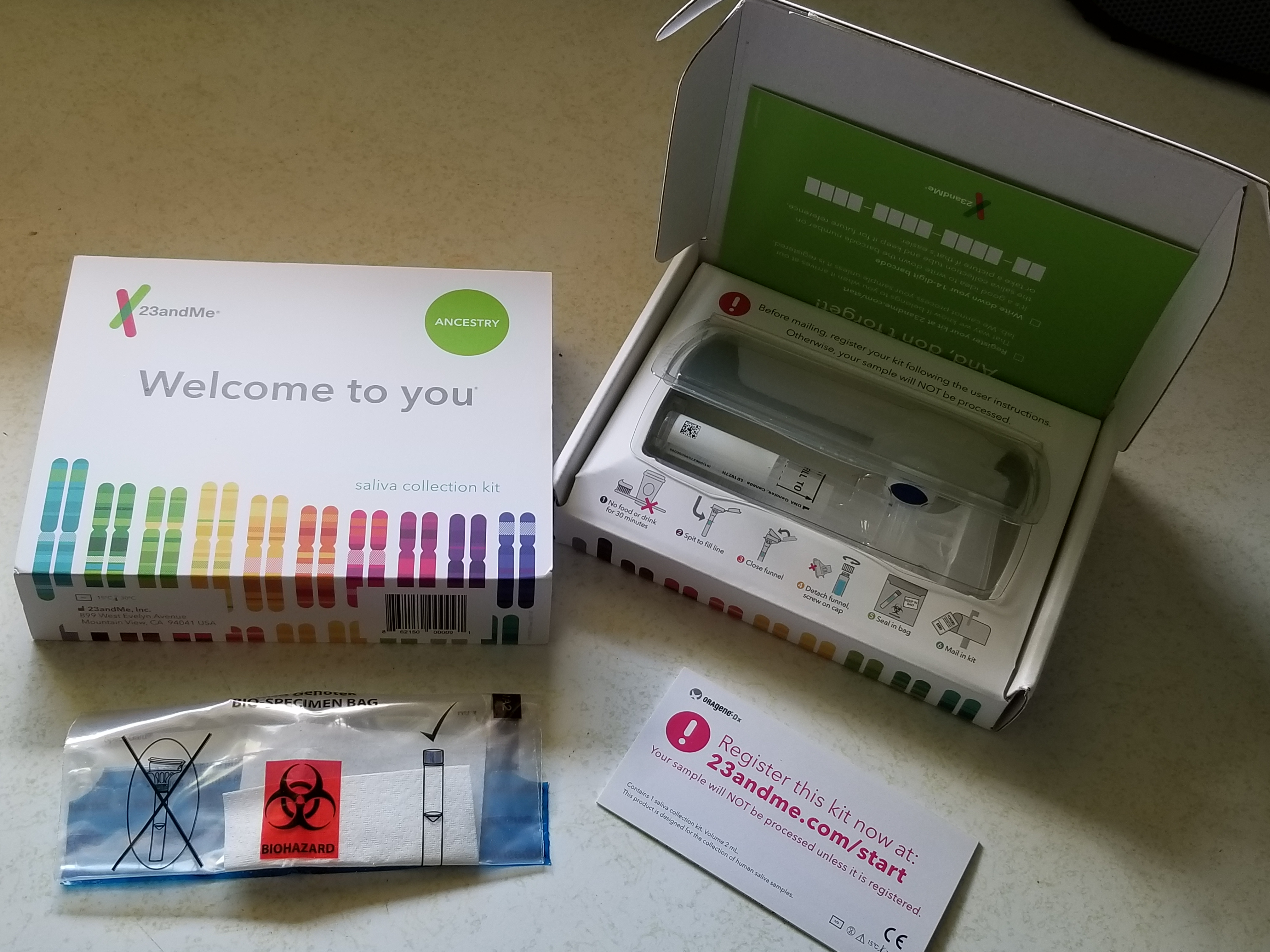 At Home Paternity Test Kit | Taraba Home Review