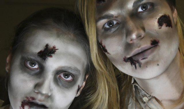 """Gore at the Grange: """"Night of the Living Dead"""" opens in Clarkston"""